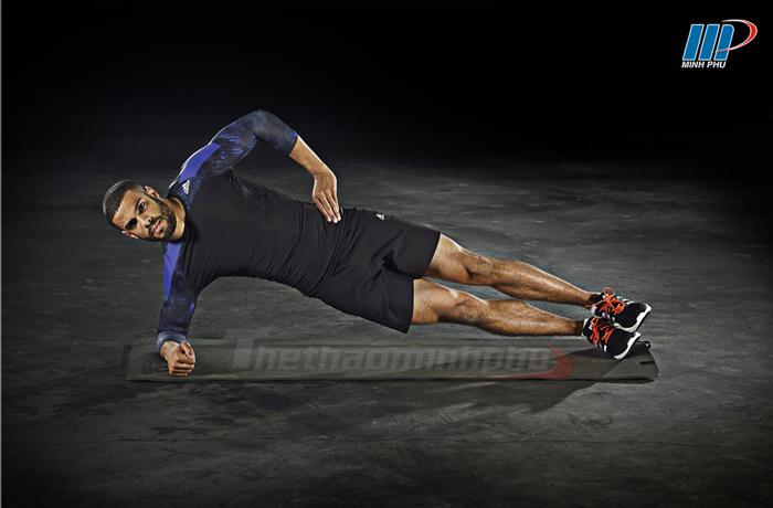 Thảm tập yoga Adidas ADTM-12236BK (5)
