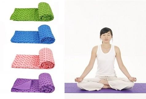 Khăn trải thảm yoga tốt nhất