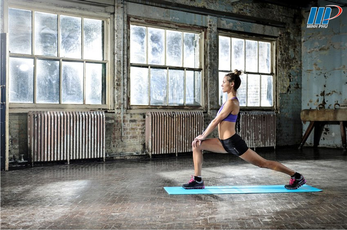 Thảm tập yoga Reebok RAMT-11024BLL (4)