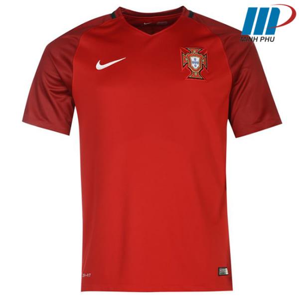 Áo bóng đá tuyển Bồ Đào Nha 2017-2018