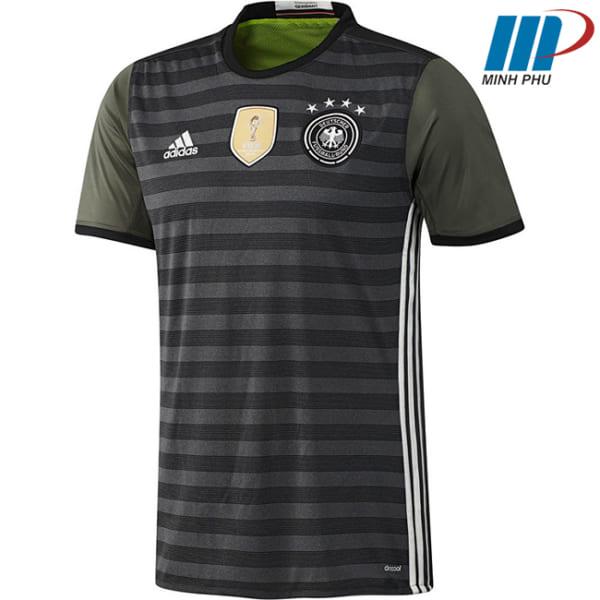 áo bóng đá Đức sân khách 2017