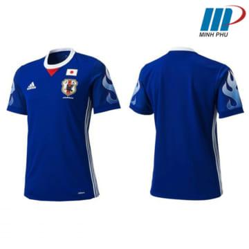 Áo bóng đá tuyển Nhật 2017-2018