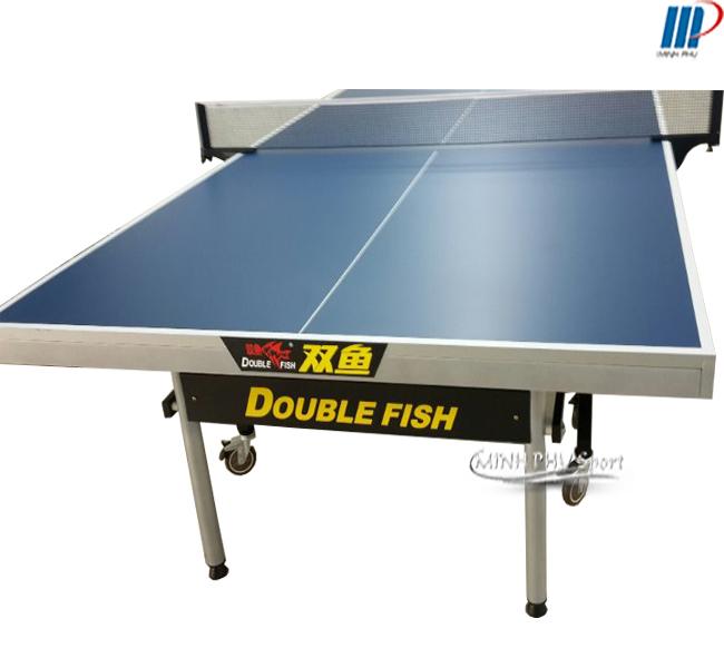 bàn bóng bàn double fish 233