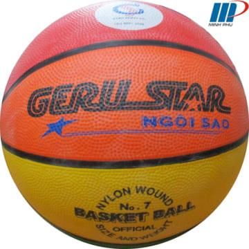quả bóng rổ cao su