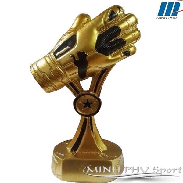 Cúp thể thao bàn tay vàng