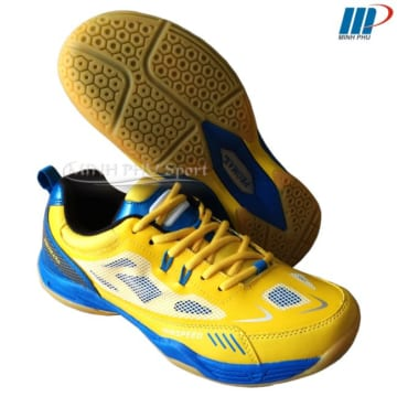 Giày cầu lông PRF-02 vàng xanh