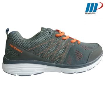 giày chạy bộ NX-11872 ghi cam
