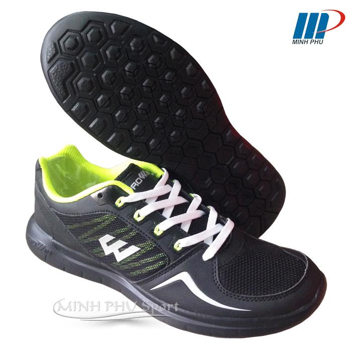Giày chạy bộ Prowin XM đen