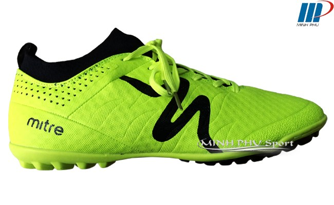 Giày bóng đá Mitre MT-160603xanh chuối