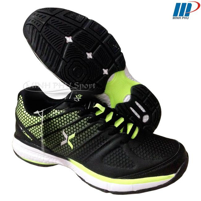 Giày tennis NX-16190 đen chuối