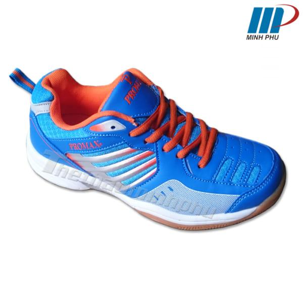 giày cầu lông PR-12830 xanh đỏ