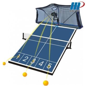 máy bắn bóng bàn Oukei 2700-V1