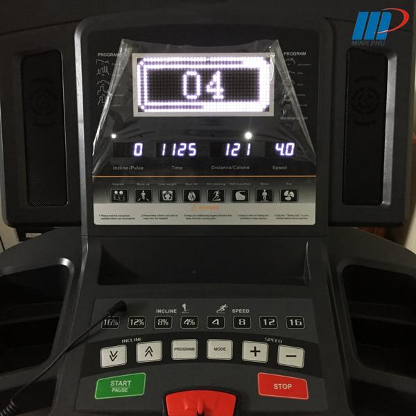 Máy chạy bộ điện DL-T6D màn hình
