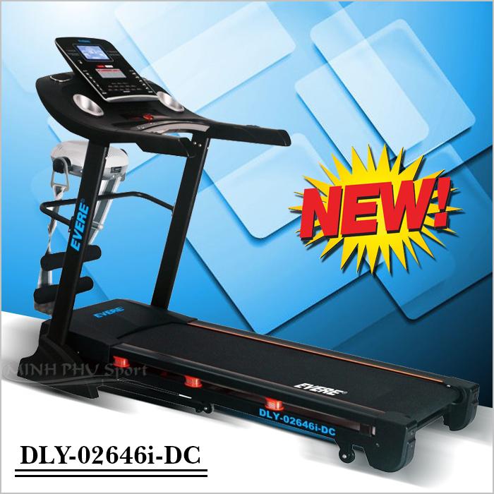 Máy chạy bộ điện DLY-02646i-DC