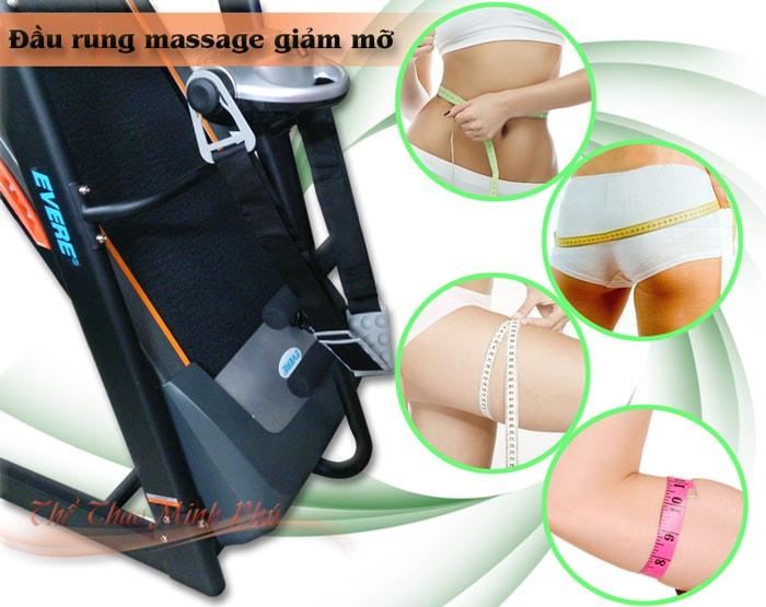 Máy chạy bộ điện DLY-ET2513B massage