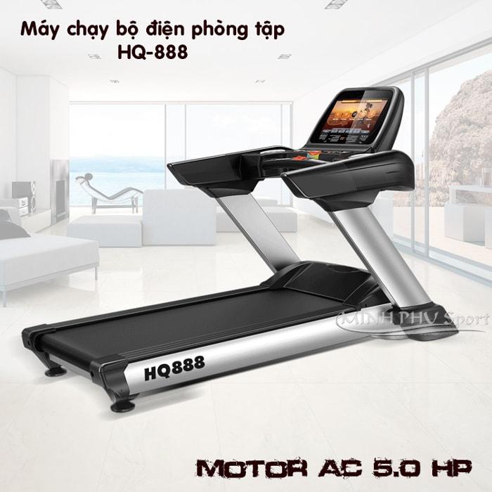 Chọn mua máy chạy bộ cho phòng gym như thế nào?