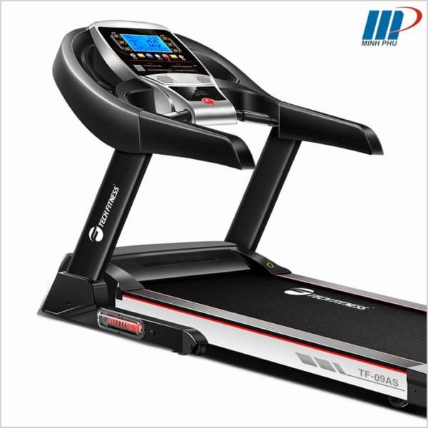 Máy chạy bộ điện Tech Fitness TF-09AS đơn năng