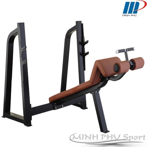 Máy tập Gym ghế đẩy ngực dưới 1026