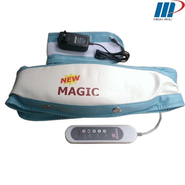 Đai massage bụng Magic XD 501