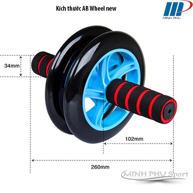 Con lăn tập bụng AB Wheel New 4