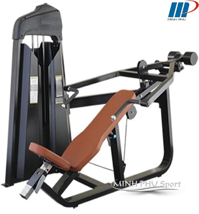 Máy tập Gym tập đẩy ngực ngồi 1008