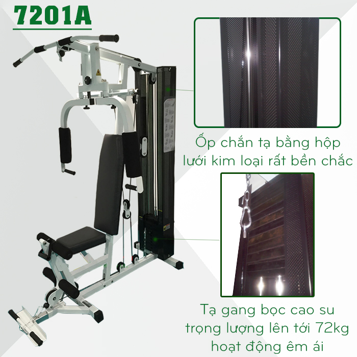 Giàn tạ đa năng 7201A