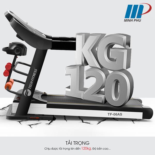 máy chạy bộ điện Tech Fitness TF-06AS