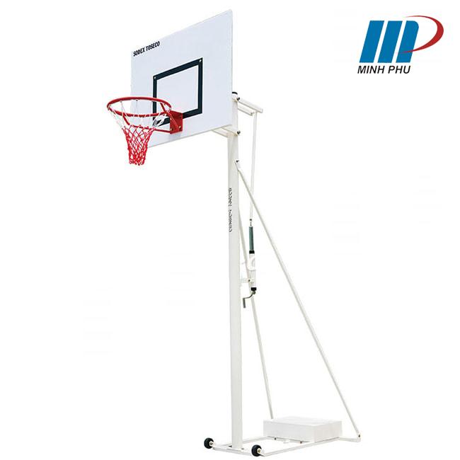 trụ bóng rổ trường học bs827