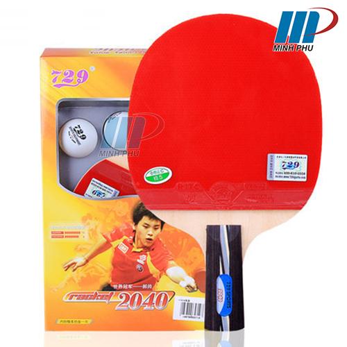 vợt bóng bàn 729-2040