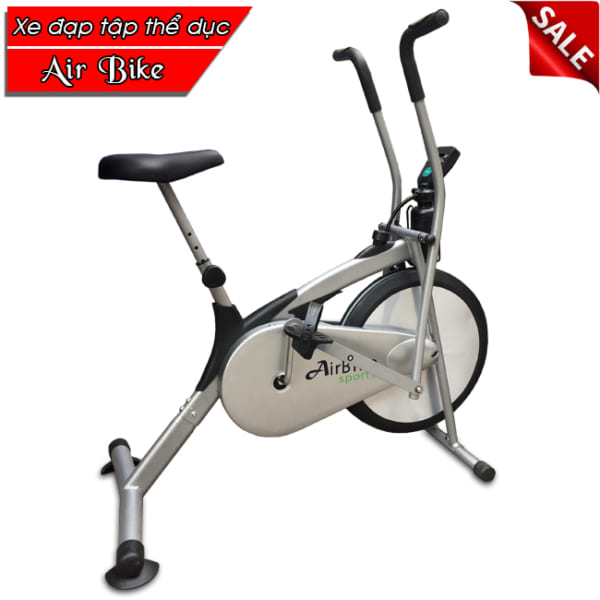 Xe đạp tập phục hồi chức năng Air Bike