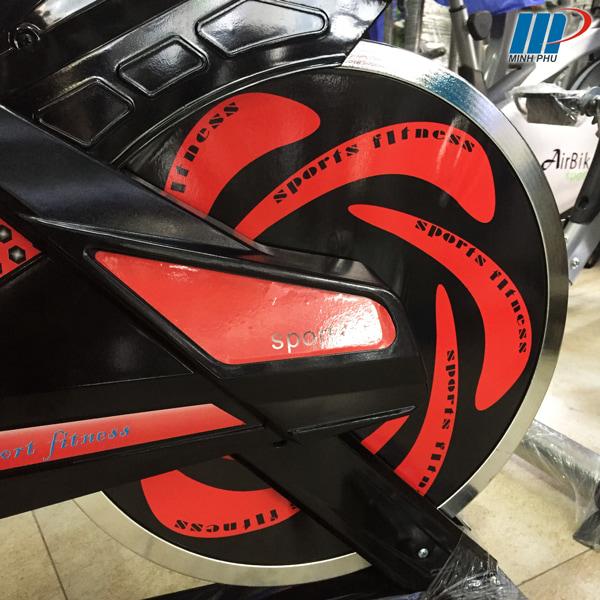 Xe đạp tập thể dục YB-7800 bánh đà
