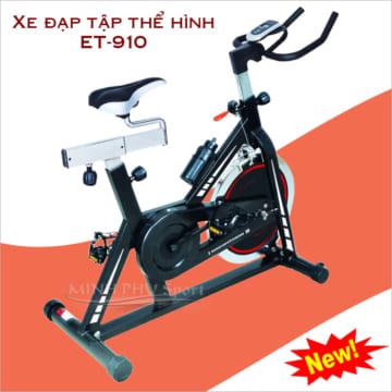 Xe đạp tập phòng gym ET-910