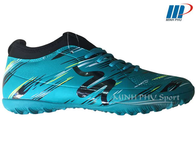 Giày bóng đá Mitre MT-160930 xanh đen