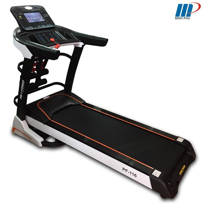 Máy chạy bộ điện Pro Fitness PF-116