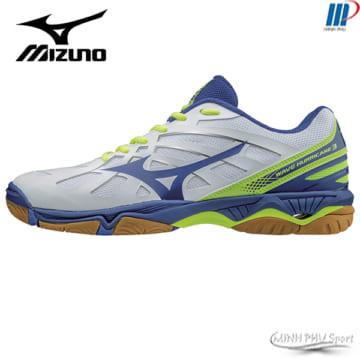 giày bóng chuyền Wave Hurricane 3 Trắng