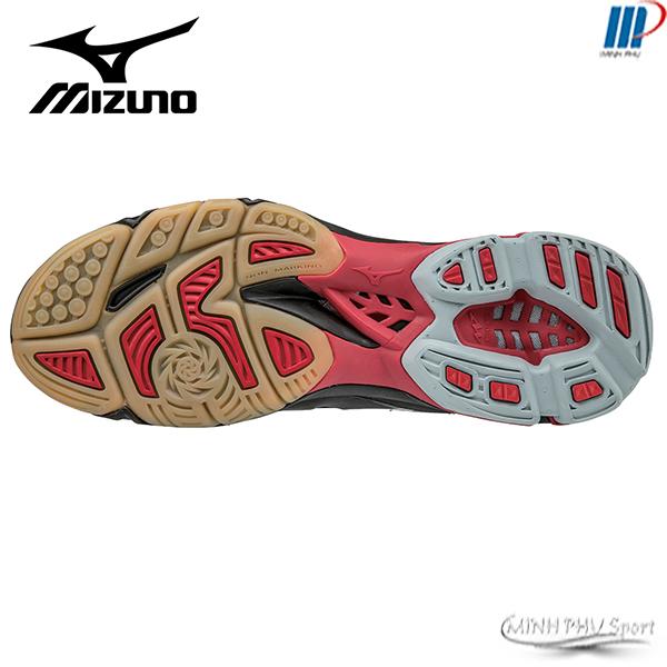 giày bóng chuyền Wave Lightning Z3 Đen