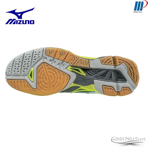 giày bóng chuyền Wave Tonado X Vàng