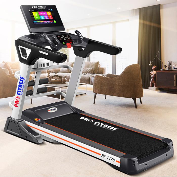 Máy chạy bộ Pro Fitness có đáng để bạn bỏ tiền mua không?