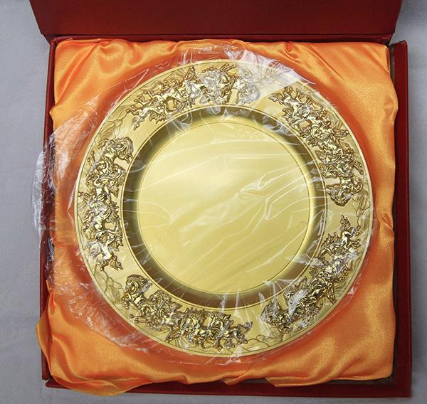 Đĩa vàng lưu niệm JZ-010