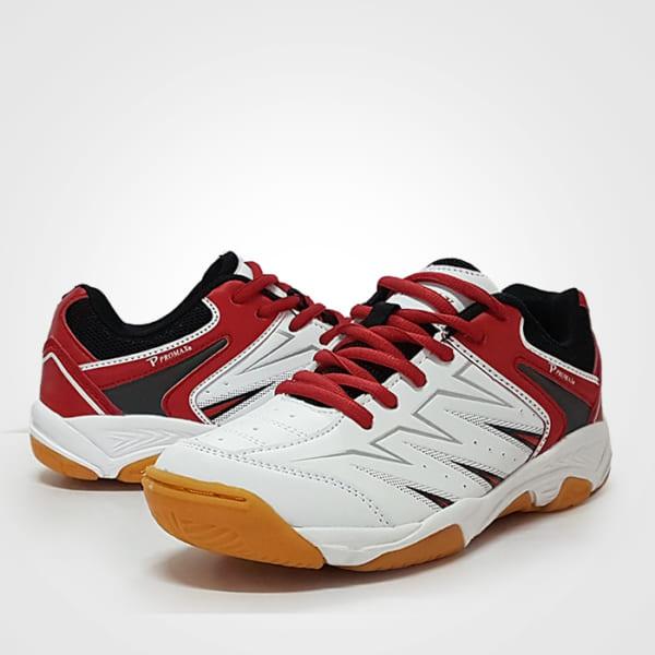 Giày cầu lông Promax PR-17009 trắng đỏ