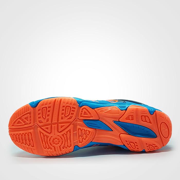 Giày cầu lông Promax PR-17009 xanh cam