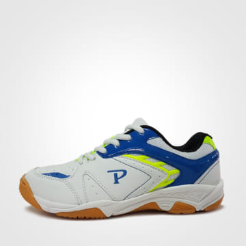 Giày cầu lông Promax PR-17011 trắng xanh