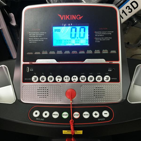 Máy chạy bộ điện Viking VK-A4 màn hình
