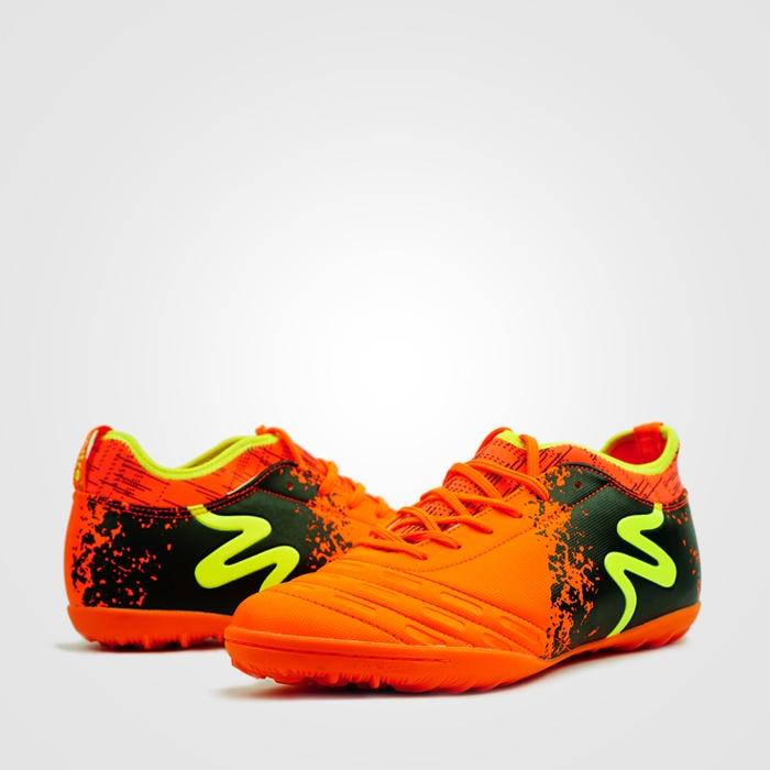 giày bóng đá MitreMT-160804 cam đen