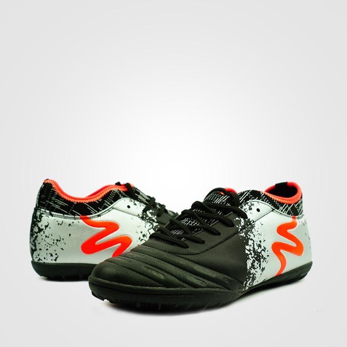 giày bóng đá MitreMT-160804 đen bạc