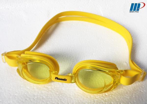 kính bơi Phoenix PN-506 vàng