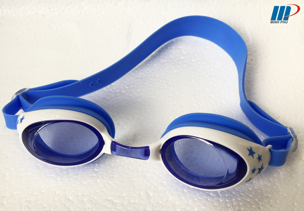kính bơi Speedo 302 xanh dương