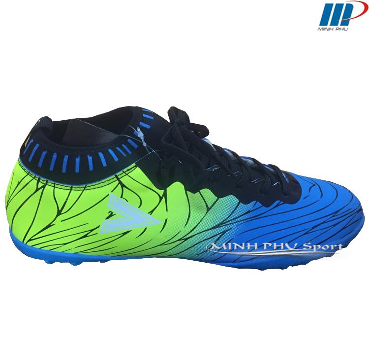 giày bóng đá MitreMT-161115 vàng xanh