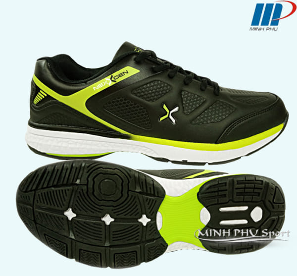 Giày tennisNexgen NX-17541 đen xanh