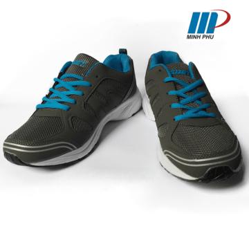 giày thể thao EBET 123 Xanh Xám